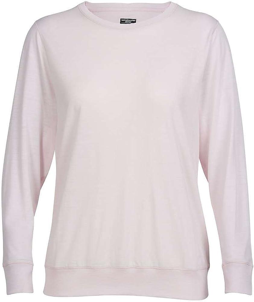 Icebreaker Merino Women's Mira Long Sleeve Shirt, Merino Wool