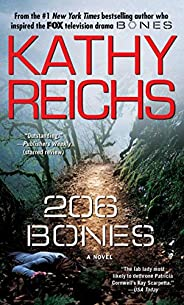 206 Bones: A Novel (Temperance Brennan Book 12)