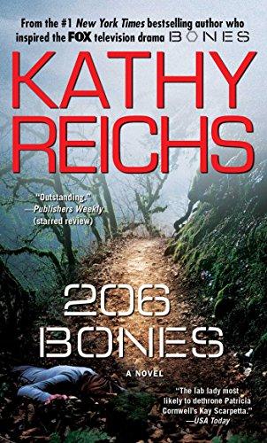 - 206 Bones: A Novel (Temperance Brennan Book 12)