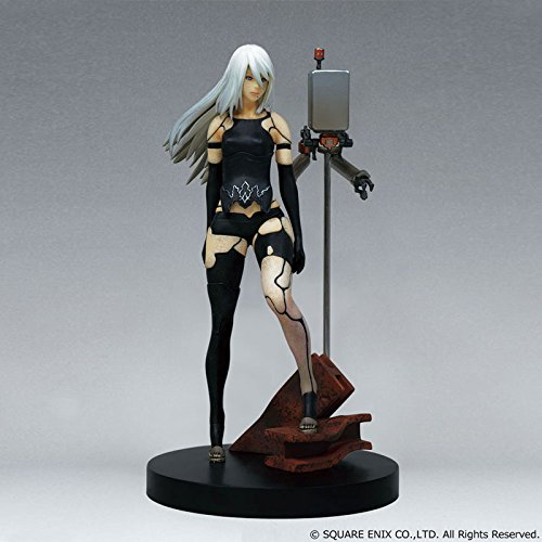 - Square Enix NieR: Automata Character Figure Yorha Type A No. 2 Japan Import
