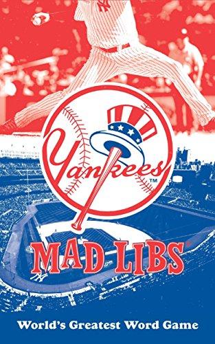 New York Yankees Mad Libs (MLB)