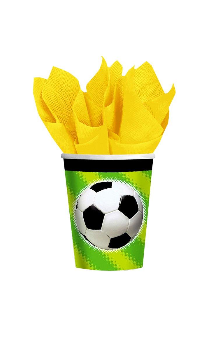 Vasos con balón de fútbol: Amazon.es: Juguetes y juegos
