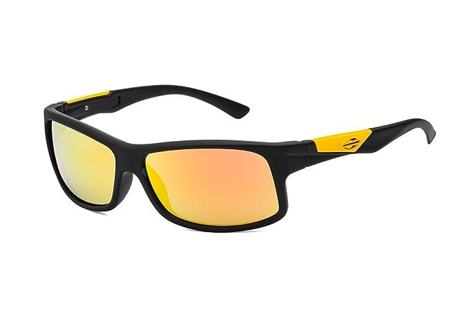 MORMAII Gafas de sol Vibe, negro y amarillo: Amazon.es: Ropa ...