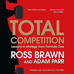 Total Competition Audiobook