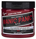 Manic Panic - Pillar Box Red Cream Hair Color - 4 oz.
