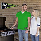 Applied Icon, NFL Seattle Seahawks Outdoor Pennant Decal