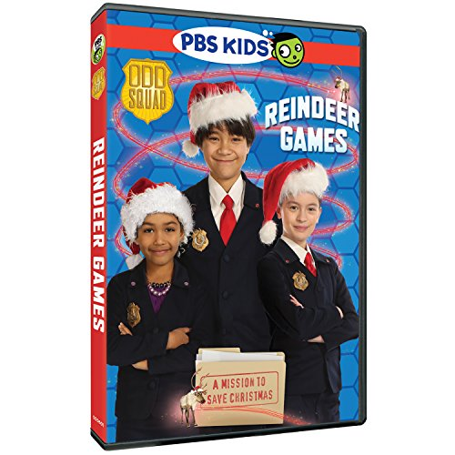 [Odd Squad: Reindeer Games] (Odd Squad Costume)