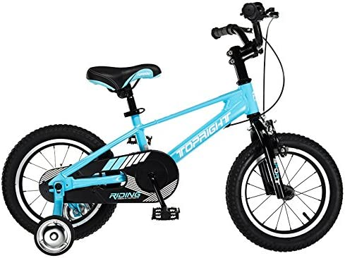 db89eecefd6 Kids Bicycles MEIDUO Bike for Ages 2 to 10 Years – Best Sport Bicycle Boys    Girls– Kids Skip Tricycles on the Lightest First Bike (Color   Blue