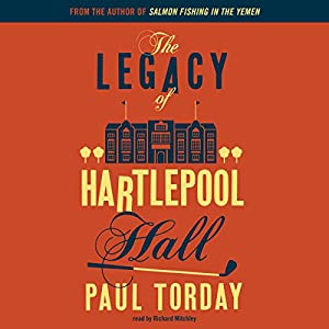 The Legacy of Hartlepool Hall Audiobook