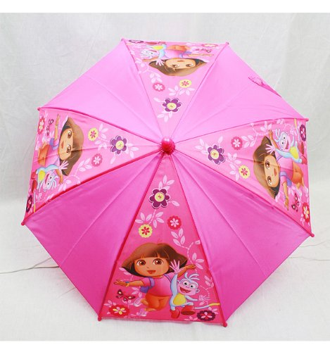 Explorer Umbrella (Umbrella - Dora the Explorer - New Gift Toys Kids Girls Licensed)