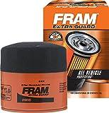 99 dodge durango oil filter - FRAM PH16 Extra Guard Passenger Car Spin-On Oil Filter