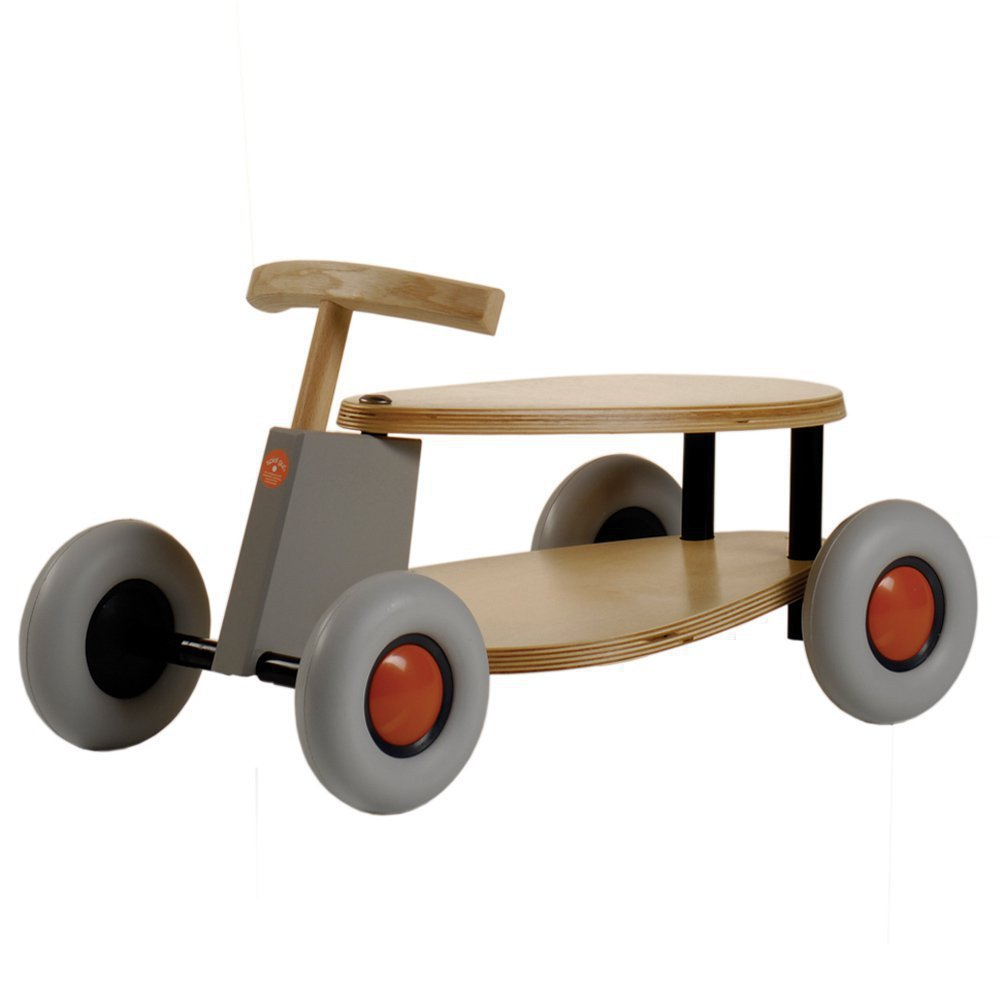 Bobby-Car Alternative - Holz Rutschauto