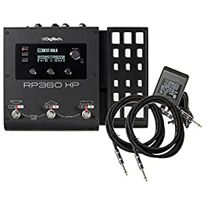 digitech rp360xp guitar multi effects usb pedal with expression pedal w power. Black Bedroom Furniture Sets. Home Design Ideas