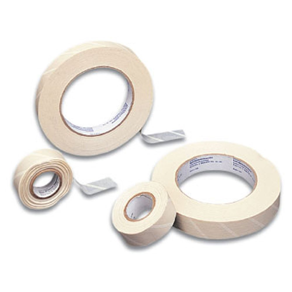Autoclave Tape, 3/4in, 3/4in x 60yd, 1 Roll/Unit