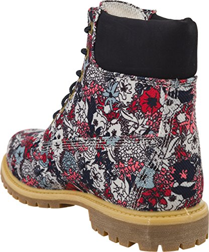 Timberland 6in Premium Fabric B DARK SAPPHIR, WOMAN, Size: 39.5 EU (8.5 US / 6.5 UK)