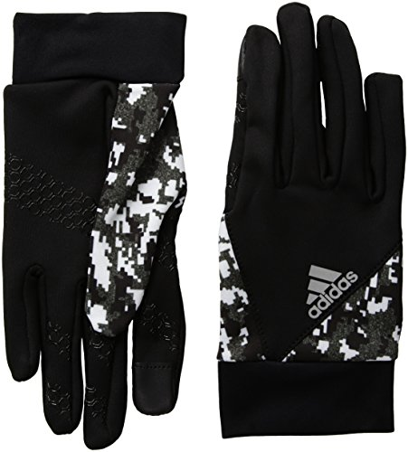 (adidas AWP Shelter Gloves, Black/Camo, Medium-Large)