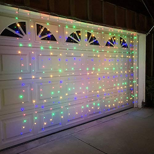 Dual Color Led Light String