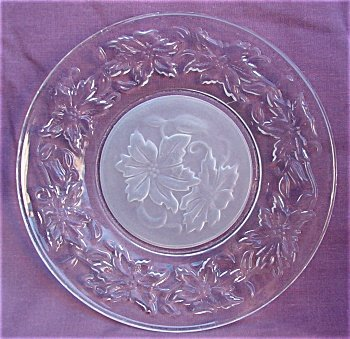 Princess House Fantasia Bread and Butter Plate