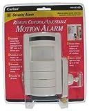 Lamson HS4370D Remote Control Adjustable Motion Alarm by Carlon