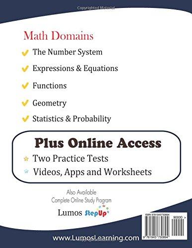 Counting Number worksheets maths probability worksheets : Mississippi Assessment Program Test Prep: 8th Grade Math Practice ...