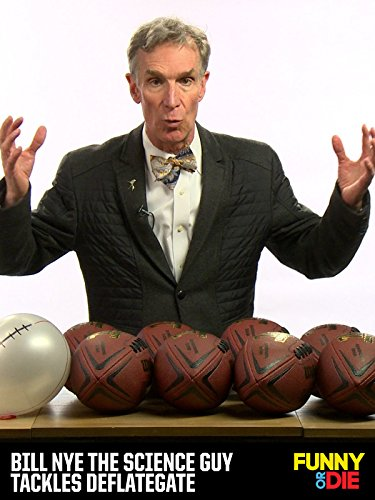 Bill Nye The Science Guy Tackles DeflateGate for sale  Delivered anywhere in USA