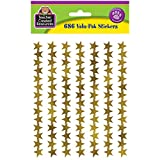 Teacher Created Resources Gold Foil Star Stickers
