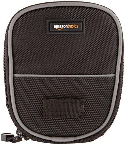 AmazonBasics Fahrrad-Satteltasche mit Befestigungsgurt