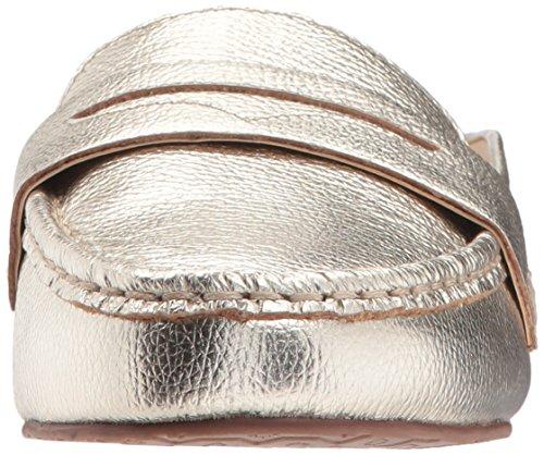 Vluchtige Vrouwen Showcase Loafer Flat Goud