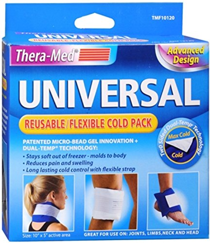 (Thera-Med Cold Pack Universal 1 Each (Pack of 2))