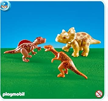 7368 DinosauriosAmazon esJuguetes Bebés Playmobil Y Juegos 3 hdtsCQr