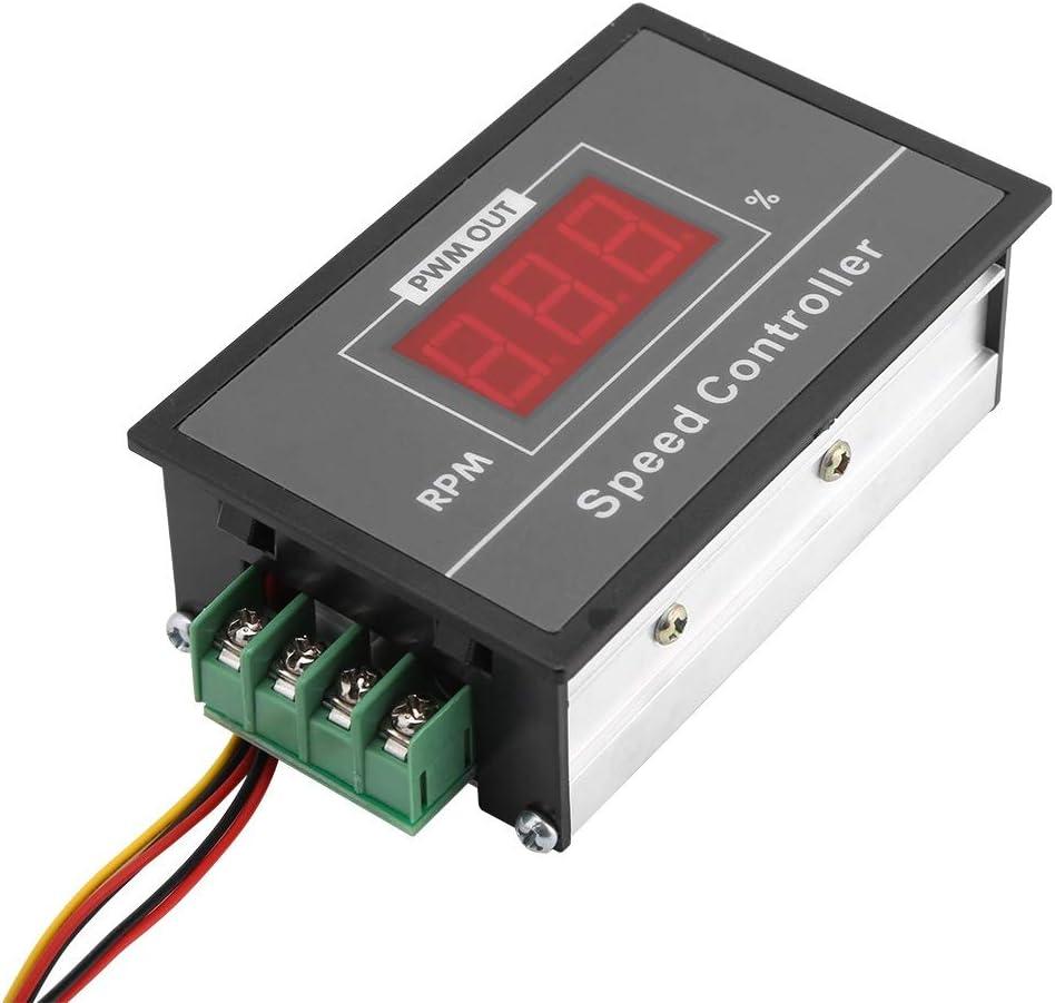 Controlador de velocidad del motor de CC con protecci/ón contra sobrecarga salida de CA 10-210 V Controlador de velocidad del controlador del motor con entrada monof/ásica de CA 220 V