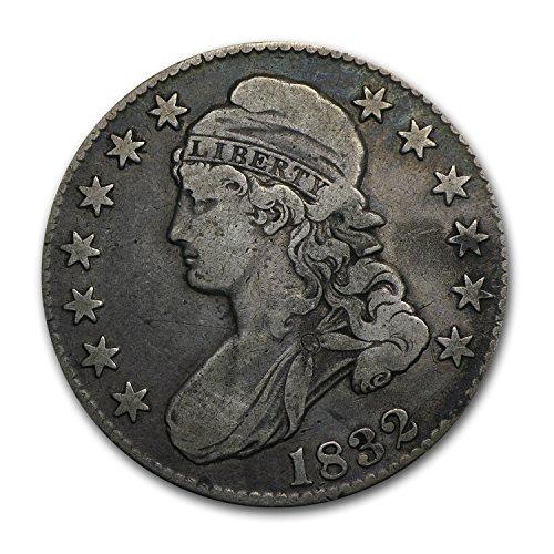 1832 Capped Bust Half Dollar VF Half Dollar Very Fine - 1832 Half Dollar