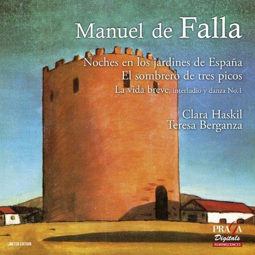 Falla: Noches en los jardines de Espana; El sombrero des tres ...