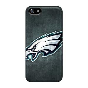 GWAzTJv-2768 Tpu Case Skin Protector For Iphone 5/5s Philadelphia Eagles 7 With Nice Appearance