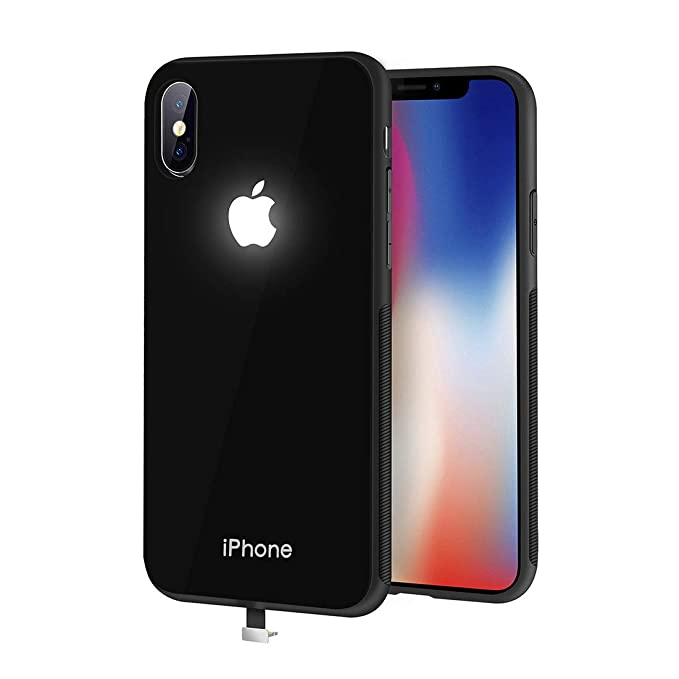 led iphone xs case