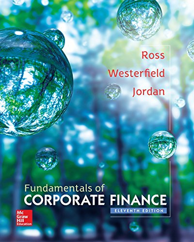 77861701 - Fundamentals of Corporate Finance, 11th Edition (The Mcgraw-Hill/Irwin Series in Finance, Insurance, and Real Estate)