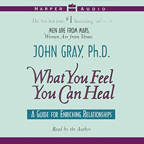 What You Feel You Can Heal Audiobook [Free Download by Trial] thumbnail