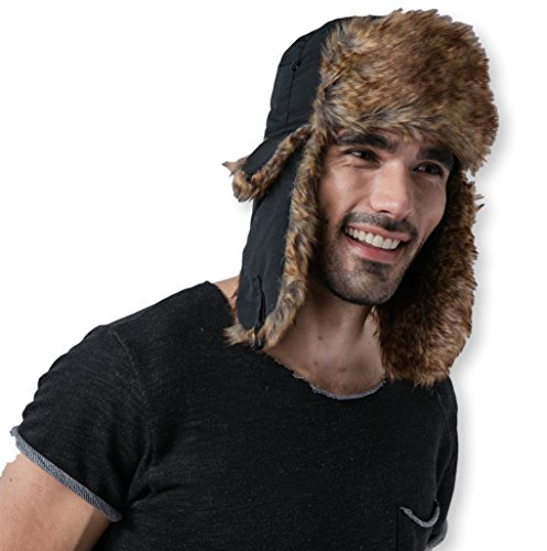 Сувенир Trapper Hat with Faux Fur