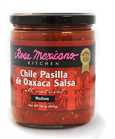 Rosa Mexicano Chile Pasilla de Oxaca Salsa 16oz