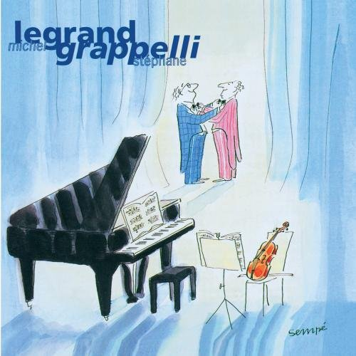 Michel Legrand / Stephane Grappelli by Polygram Records