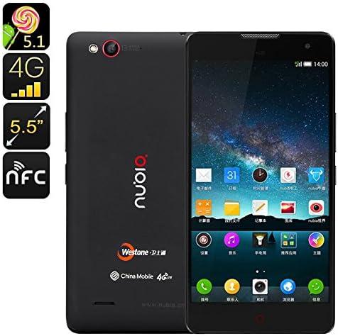 ZTE Nubia Z7 MAX Smartphone: Amazon.es: Electrónica