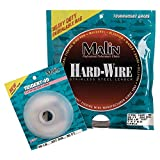 Malin 49 Strand Stainless Steel Cable - 270 lb. - .049 in. - 150 ft. - Dark Coffee