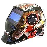Artotic AD500 Auto darkening welding helmet(fighter phantoms) - Best Reviews Guide