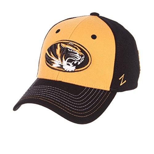 NCAA Missouri Tigers Men's Stitch Hat, X-Large, Team Color