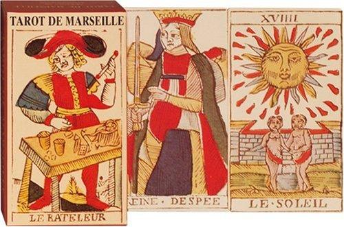 Tarot de Marseille by Piatnik