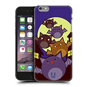 Discount 4653415M87560300 Head Case Designs Bat Full Halloween Kawaii Protective Snap-on Hard Back Case Cover for Apple iPhone 6 Plus 5.5