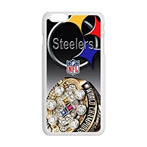 Cool Painting steelers Phone Case for Iphone 6 Plus