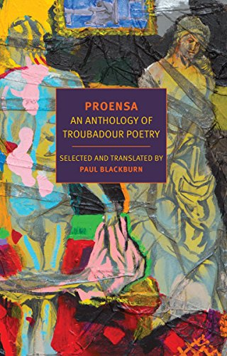 Proensa: An Anthology of Troubadour Poetry (New York Review Books Classics) by New York Review of Books