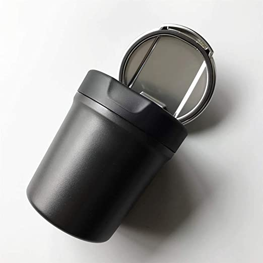 A7 A4L Audi Car Ashtray Garbage Coin Storage Cup Container Audi A3 A5 Q5 Q3