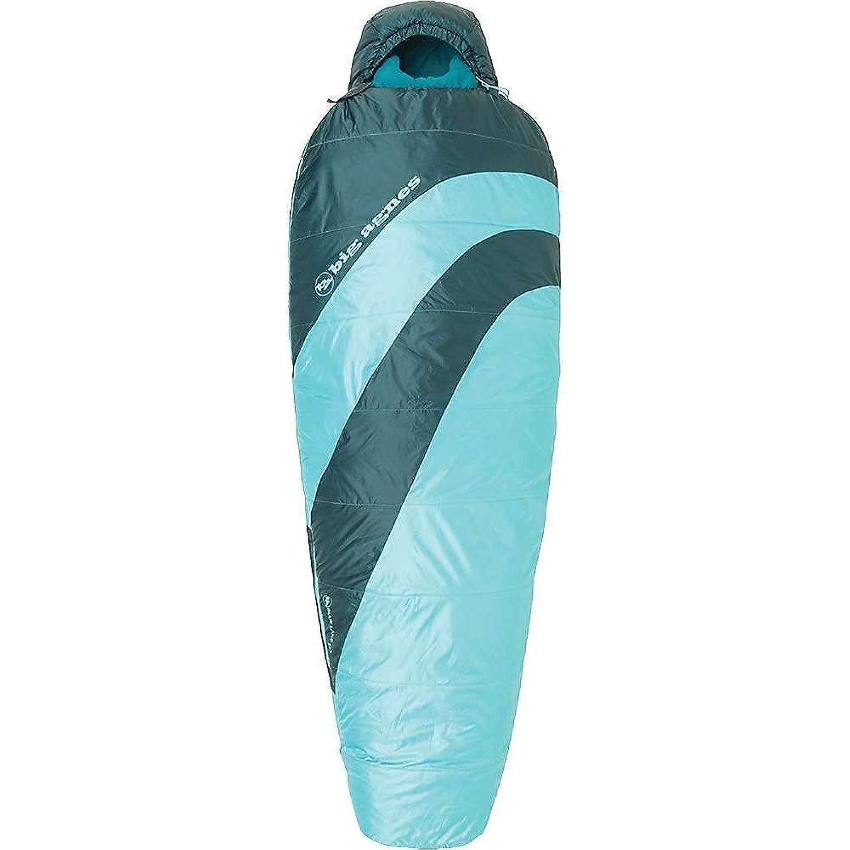 (ビッグアグネス) Big Agnes レディース ハイキング登山 Blue Lake 25 Degree Sleeping Bag [並行輸入品] B079PNTWGX   PETITE/RIGHTZIP